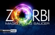 Zorbi Magic Flying Saucer