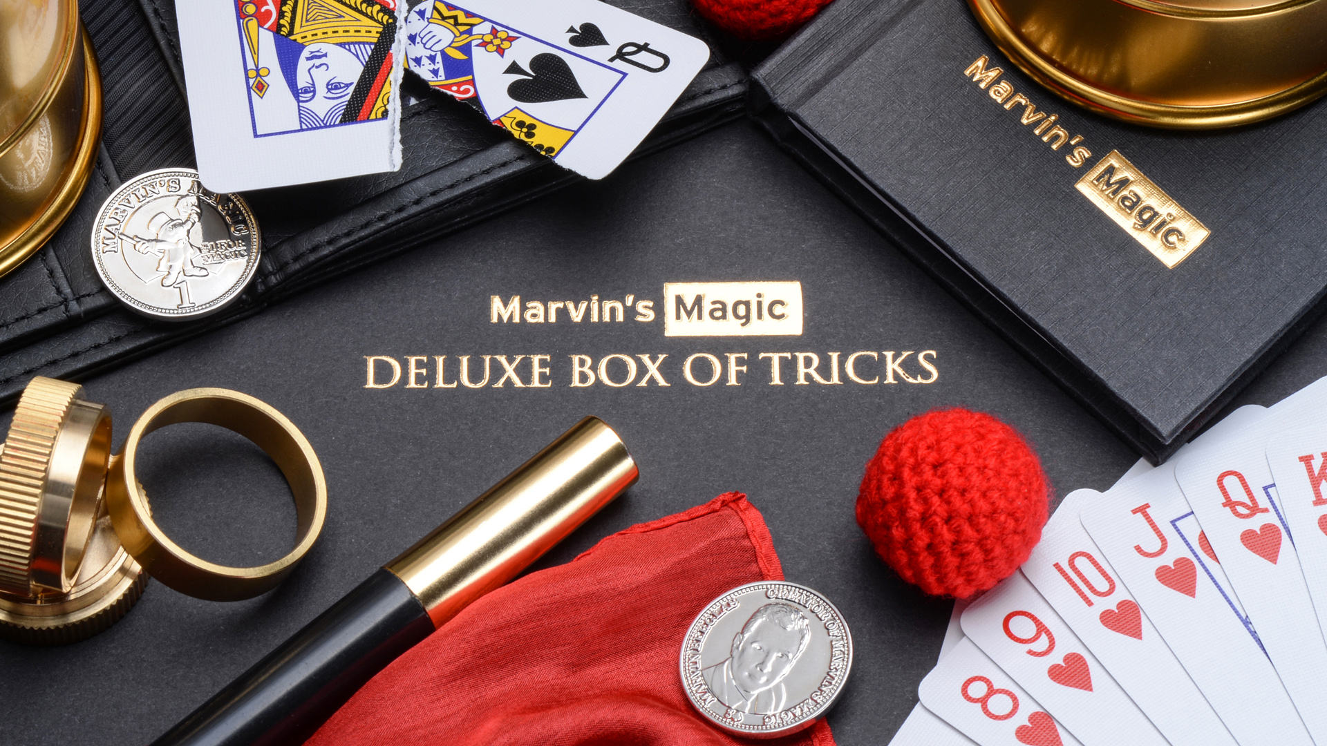 76abbc9b2 Marvin's Magic Deluxe Box of Tricks Trailer - Hey Presto