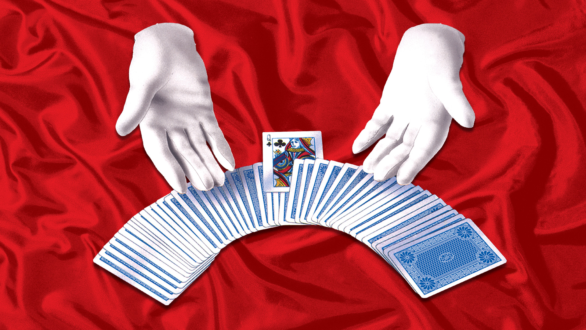 Magic Tricks with Marked Cards