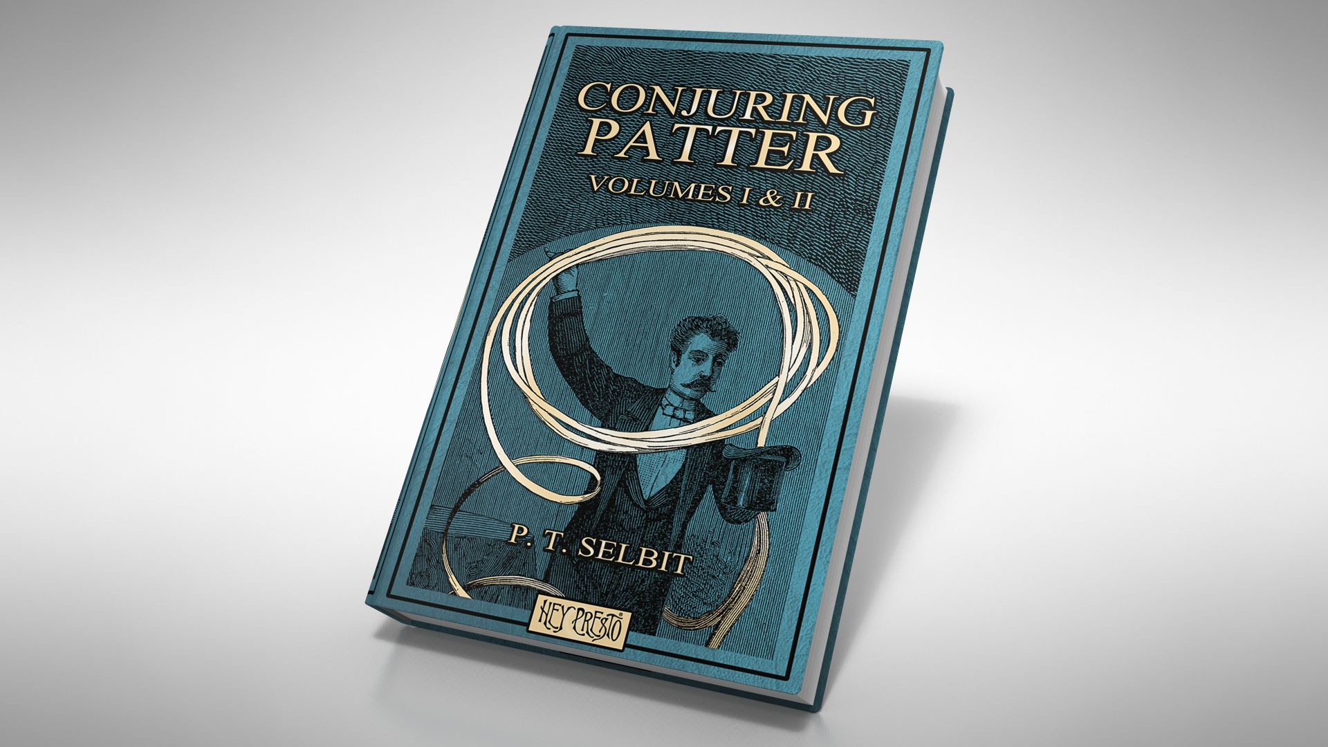 Conjuring Patter by P.T. Selbit